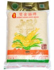 雙金囍泰國超級茉莉香米5公斤-金裝