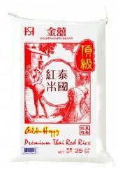 金囍頂級泰國紅米 25公斤