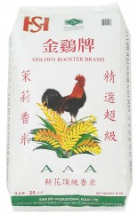 金雞泰國超級茉莉香米 Golden Rooster Thai Premium Hom Mali Rice