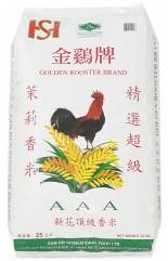金雞泰國超級茉莉香米 Golden Rooster Thai Premium Hom Mali Rice