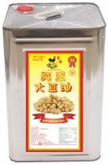 金雞純正大豆油(13公升)